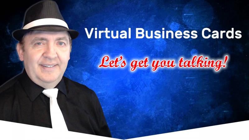 Talking Vcard - Rodney Brace - CEO